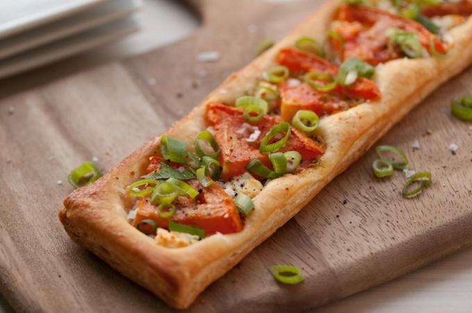 9 ricette con pasta sfoglia for Ricette leggere
